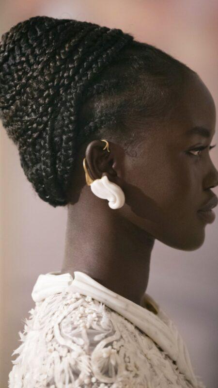 FENDI – Haute Couture – Close Up